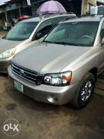 Toyota Highlander for sell