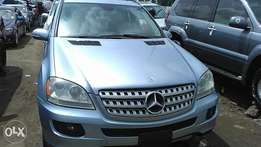 Tincan cleared Mercedes Benz ml350 07