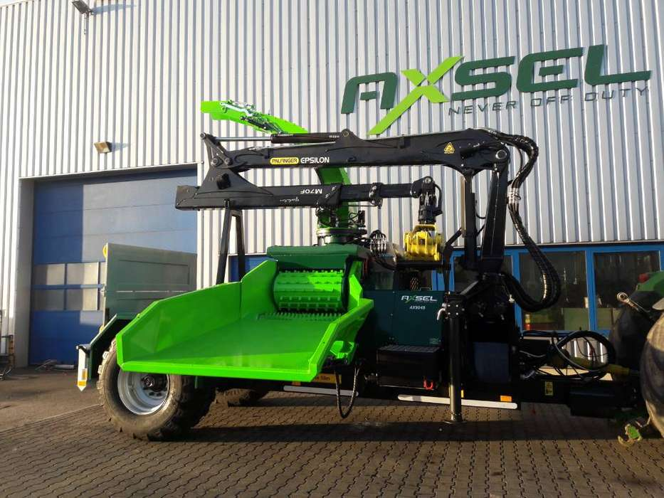 Ax9045 Houtversnipperaar, Woodchipper, Holzh - 2018