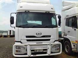 Nissan UD460 high roof on bargain price