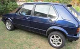 VW golf 1.4 Sonic with 600000 km. recon. engine