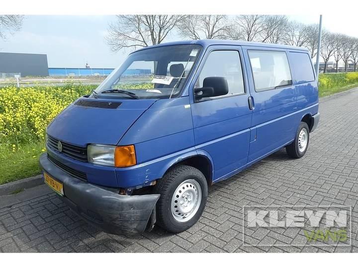 Volkswagen TRANSPORTER 75PK DIE - 1998