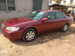 Toyota Camry in perfect working condition