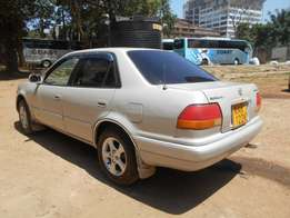 Very clean Toyota AE 110, manual, KAR, 1500cc. Asian owner selling