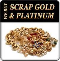 Get a payback for scrap Gold