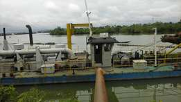 20/18 dredger for sale