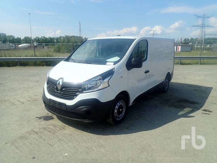 Renault TRAFIC DCI - 2016