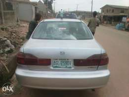 Clean Honda accord baby boy 1999 model