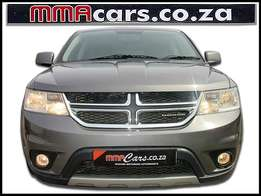 2012 DODGE JOURNEY 3.6 V6 SXT AUTO – 7 SEATER R179,890.00