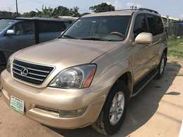 very clean lexus gx470 available