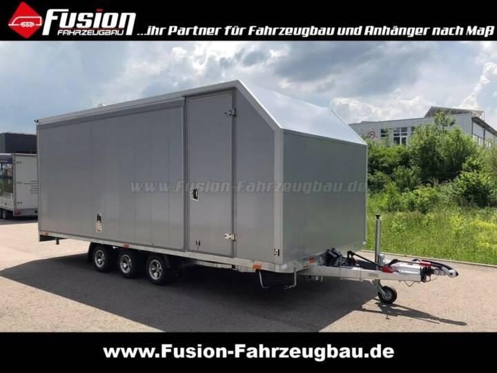 Premium Racing-Transporter 560x230x180cm, 3500kg