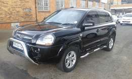2009 Hyundai Tuscon 2.0 Available for Sale