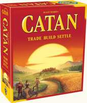 Looking for: Settlers of Catan board game