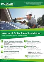 Inverter design and installation training