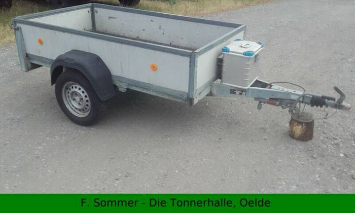 Westfalia WAE1202 - comfort, Pritsche + Auflaufbremse - 1996