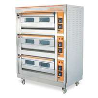 Electric Deck Oven 6trays