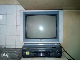 TV and decoder