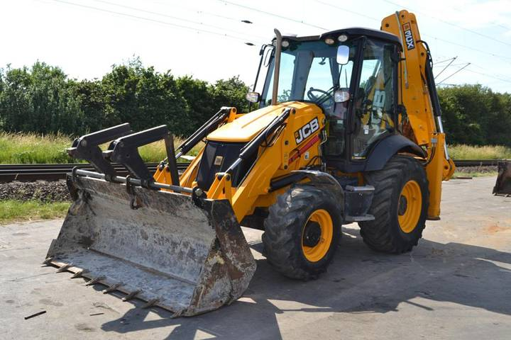 JCB 3CX Turbo Powershift - 2017