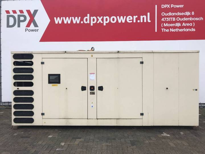 Doosan Canopy only for 825 kVA Genset - DPX-99055 - 2017