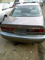 A neatly used Toyota Camry
