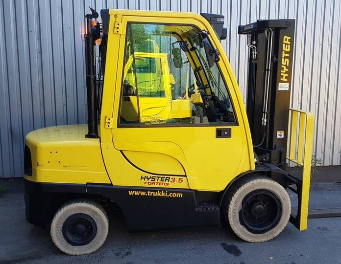 Hyster H 3.5 Ft - 2009