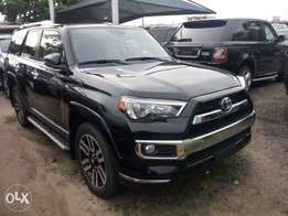 Toks 2016 Toyota 4runner for sale. Tincan cleared