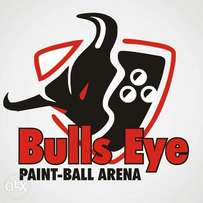 Game mode on, BullsEye PaintBall