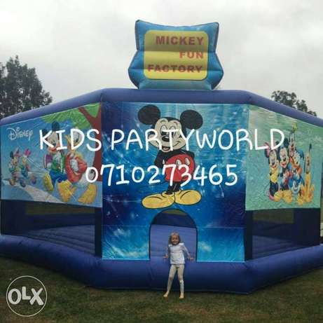 for hire tents,chairs,bouncy house,trampolines,bouncing castles,castle Westlands - image 8