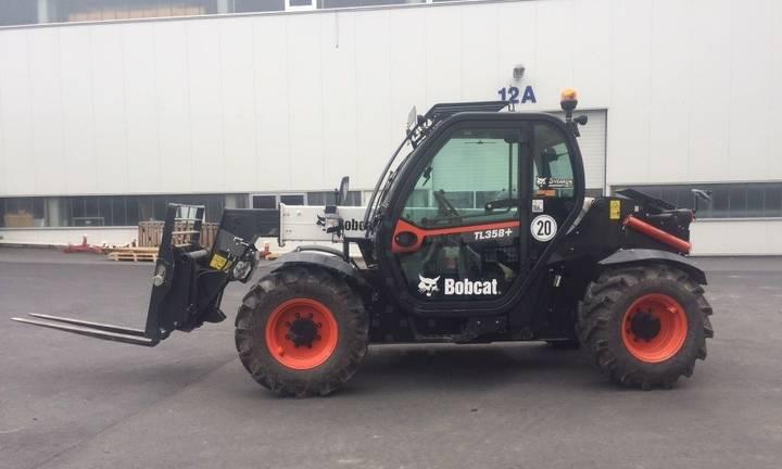Bobcat TL358+ - 2016