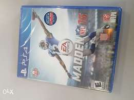 Ps4 American football cd
