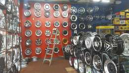 Rims tyres sound accessories