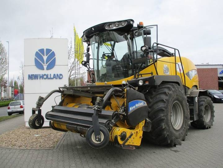 New Holland fr 9060 ohne pickup - 2011