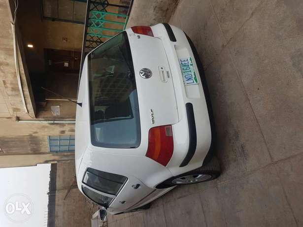 Volkswagen golf4 first body buy and drive Ibadan North - image 1