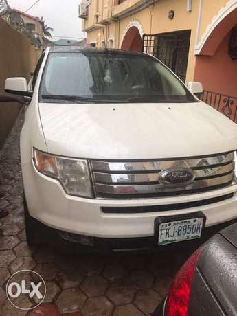 Registered 2008 Ford Edge Jeep Yaba - image 4