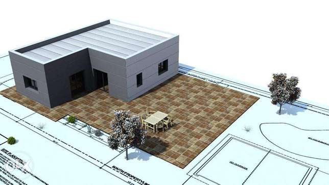 Modular houses 54m2 / 80m2 / 100m2 / 120m2 - DO IT BY YOURSELF جدة -  3