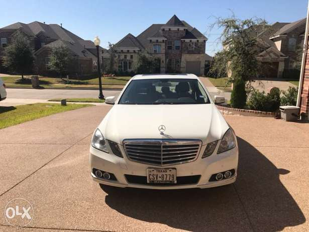 2010 Mercedes Benz E350 Just Arrived Lagos and in Excellent Condition Lekki Phase 1 - image 1