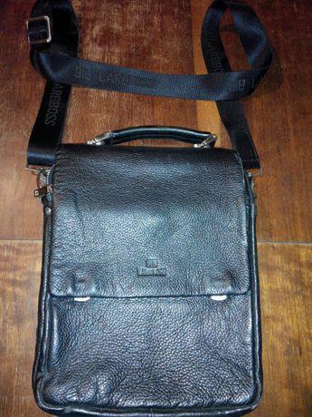 8921d2e5f2ebfe Чоловіча сумка з натуральної шкіри