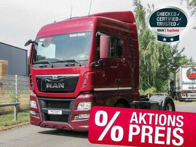MAN TGX 18.440 4X2 LLS AKTIONSPREIS TopUsed Berlin - 2014