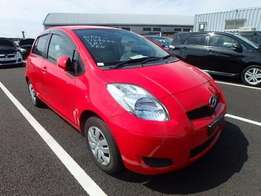 Toyota Vitz 2010 Foreign Used For Sale Asking Price 700,000/=