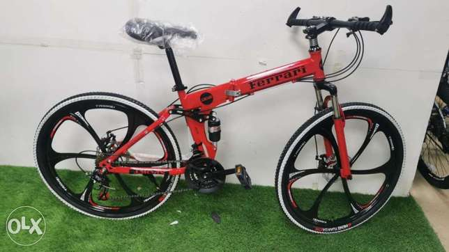 Pulding Taif bicycles size 26