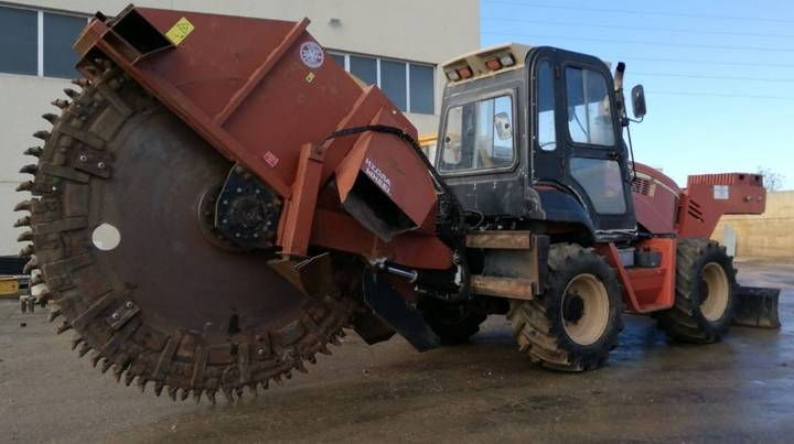 Ditch Witch Rt 115 - 2010