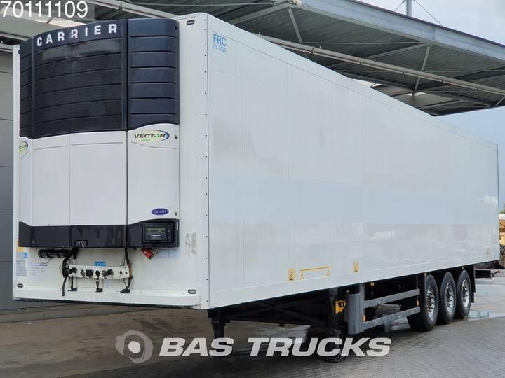 Schmitz Cargobull Carrier Vector 1850 Blumenbreit - 2011