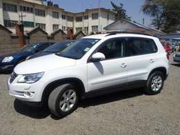 Just Like New with Great Price Volkswagen Tiguan just buy and drive