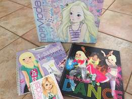 Top Model Design and Teenager Books