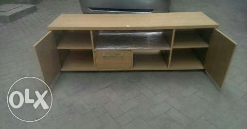 Solid wood matching tv cabinet, coffee table, dinning tables Nairobi CBD - image 1