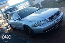 audi 1.8 avant executive with roadworthy and license full house