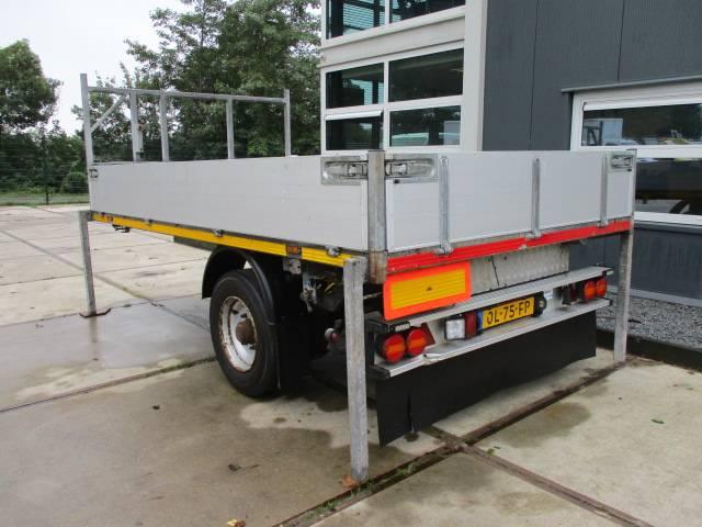 BARENTS  Veldhuizen 5500-F Flexliner / Clixtar BE Oplegger - 2010