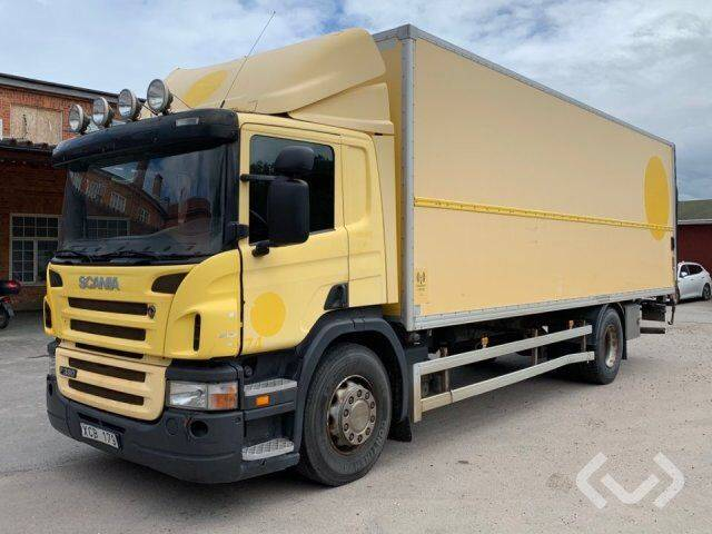 Scania P380LB (Export only) 4x2 Box (tail lift) - 05 - 2019