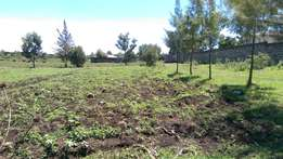 Plot for sale behind Nakuru Pipeline Company.