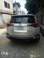 Neatly used Toyota Rav4 bought brand new